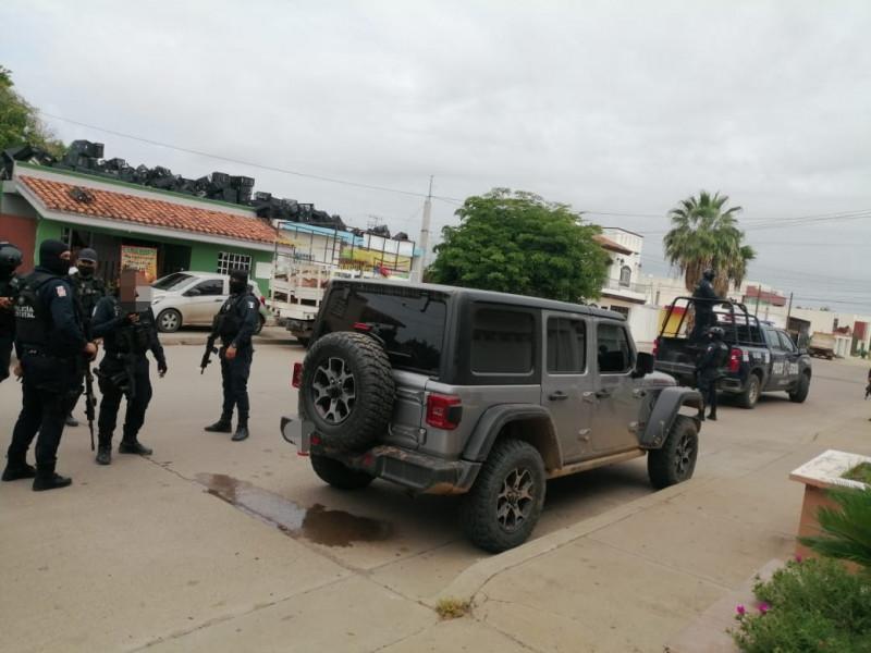 Recupera PEP camioneta robada