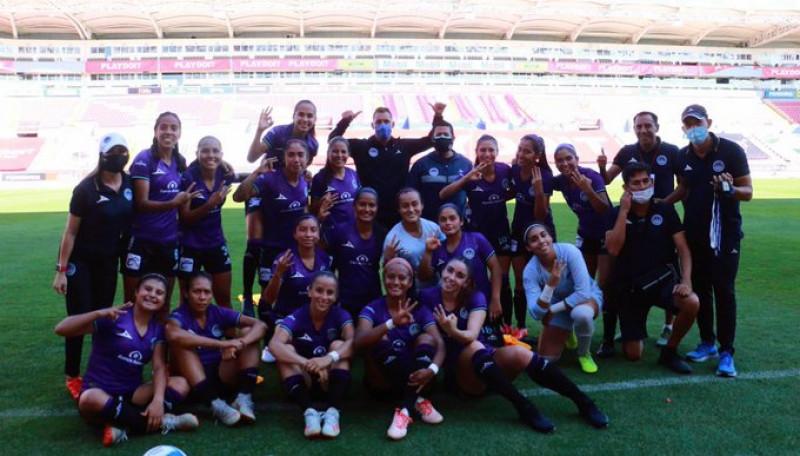 Mazatlán F.C. Femenil visita a las Chivas de Guadalajara