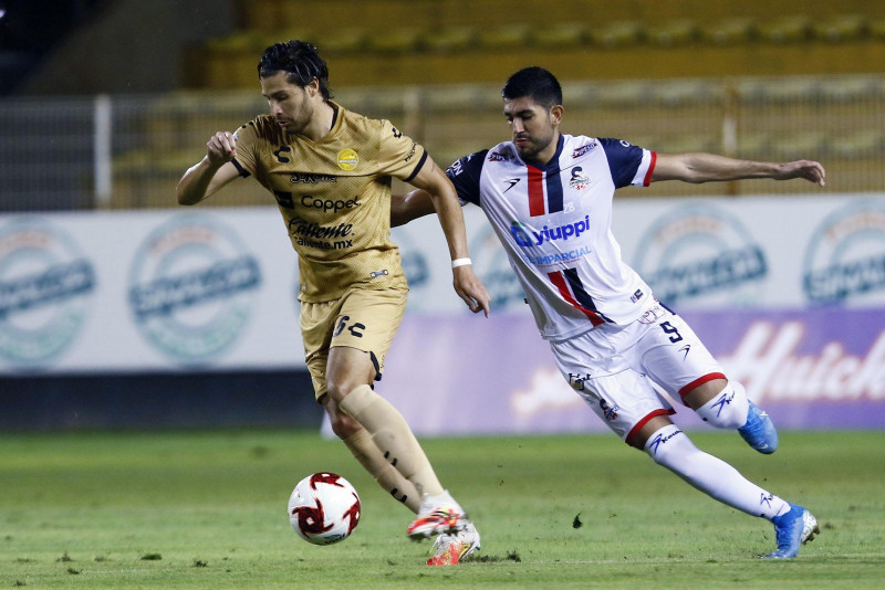 Dorados sufre derrota en casa 0-2 ante Cimarrones