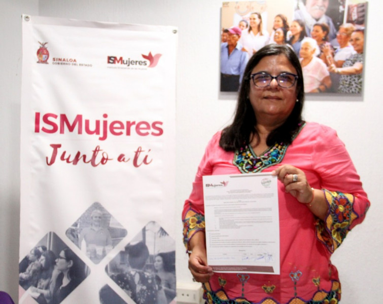 Laura González, nueva propuesta del Gobernador para titular del ISMUJERES