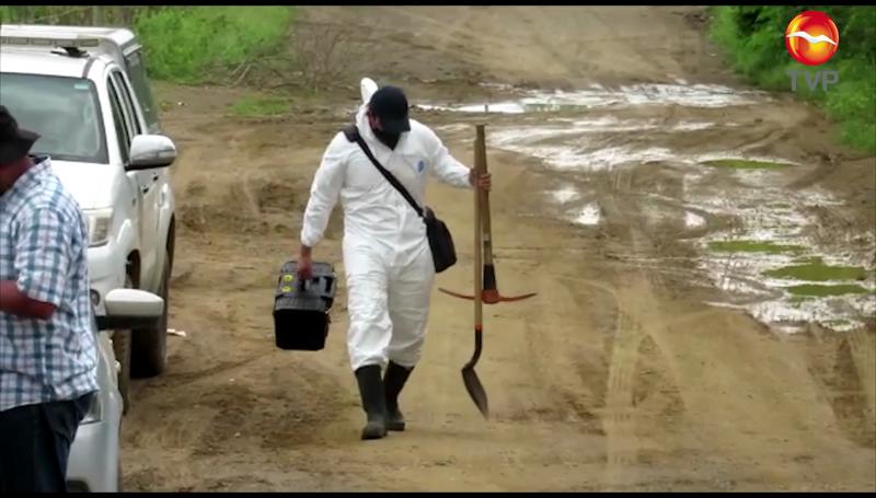 Encuentran fosa clandestina al norte de Mazatlán