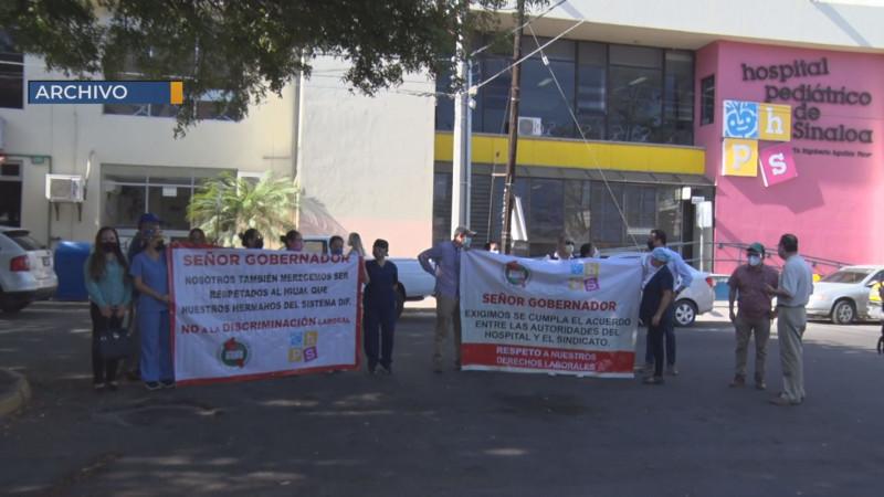 Diputados de MORENA logran acuerdo de 25 mdp con la SAyF para pagar a trabajadores del HPS