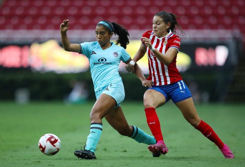 Mazatlán F.C. cae en su visita por goleada frente a Chivas Femenil