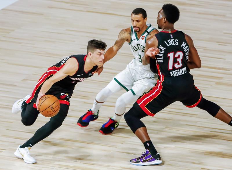 El Heat elimina a los Bucks
