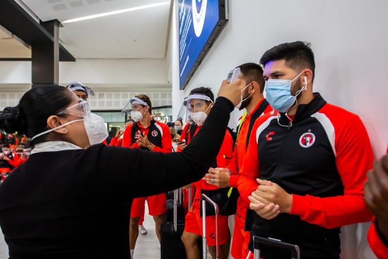Xolos llega a Sinaloa para enfrentar al Mazatlán FC