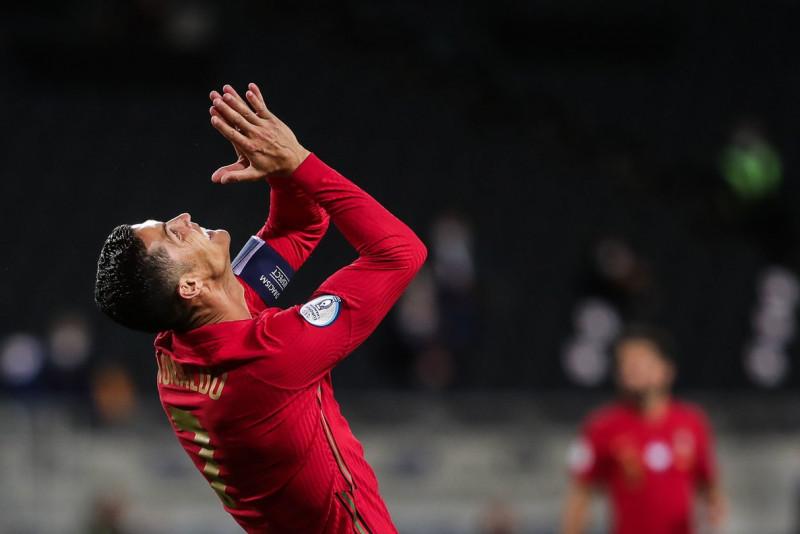Cristiano Ronaldo tras llegar a 101 goles: 'Era algo que buscaba'