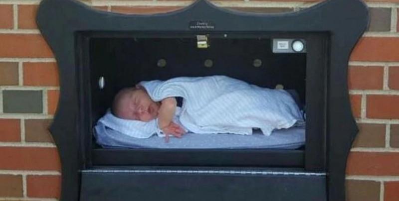 "Bélgica autoriza un ""buzón"" para abandonar bebés recién nacidos de forma anónima"