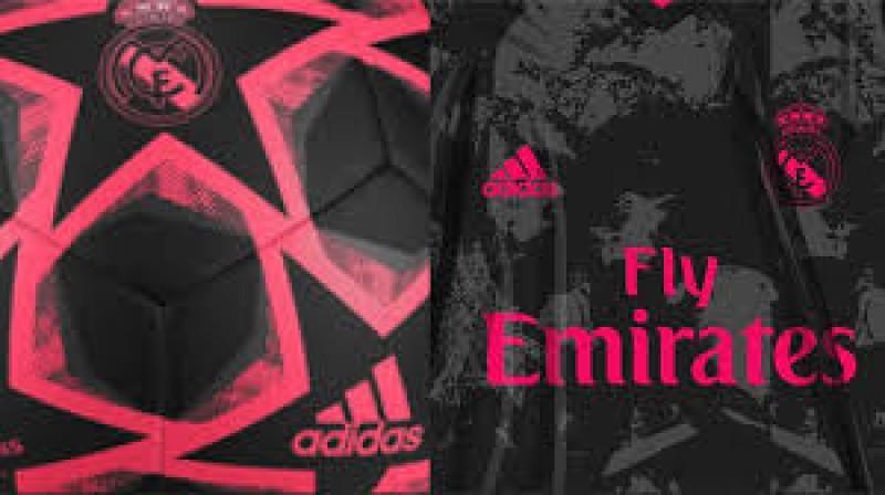Real Madrid presenta su tercera camiseta