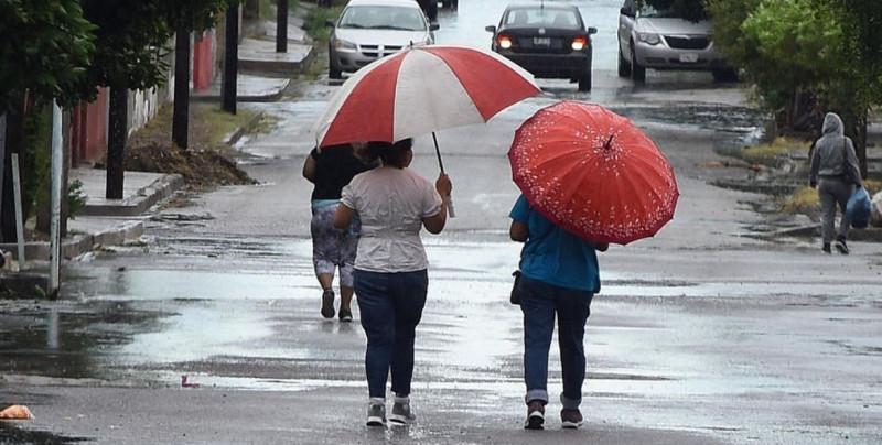 CONAGUA pronostica lluvias fuertes en Sinaloa y Sonora este miércoles y jueves