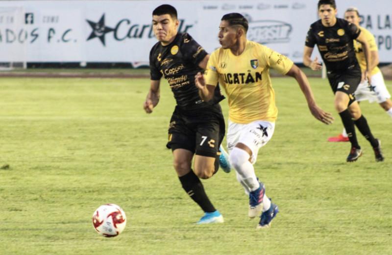 Dorados derrota 2-1 a Venados y suma cuatro puntos