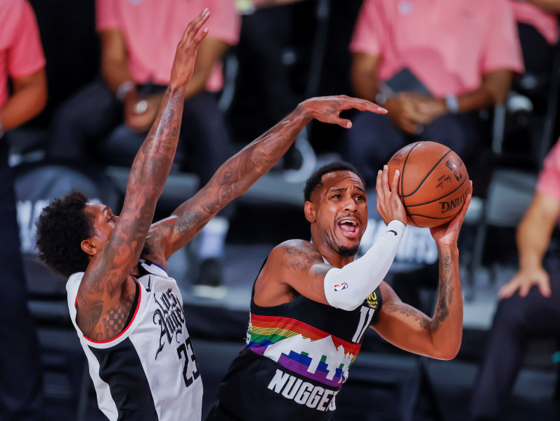 Los Clippers vencen a los  Nuggets