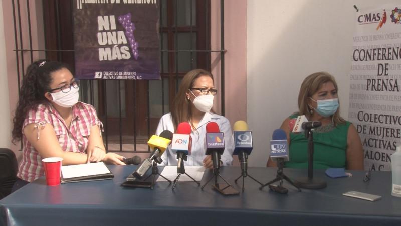 Colectivo de Mujeres Activas pide las destitución de la procuradora Liliana Pimentel Villalobos