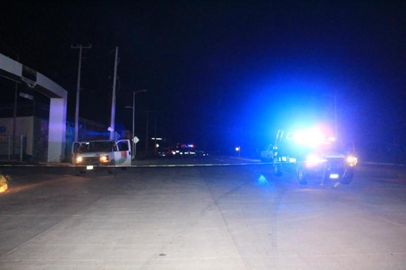 Sin reporte por asalto en el basurón, existe denuncia de un vehículo oficial impactado con balas