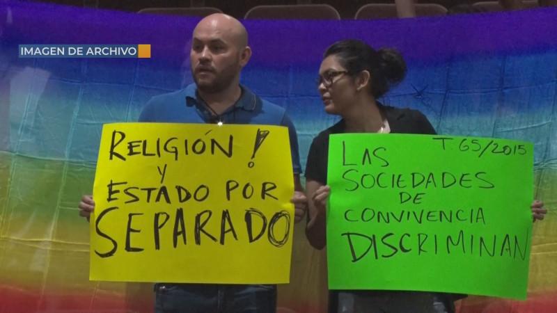 Hay compromiso del grupo parlamentario de MORENA legislar a favor de la comunidad LGBT+