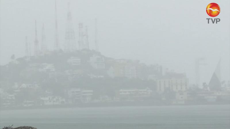 Lluvia de este viernes, deja inundaciones en Mazatlán
