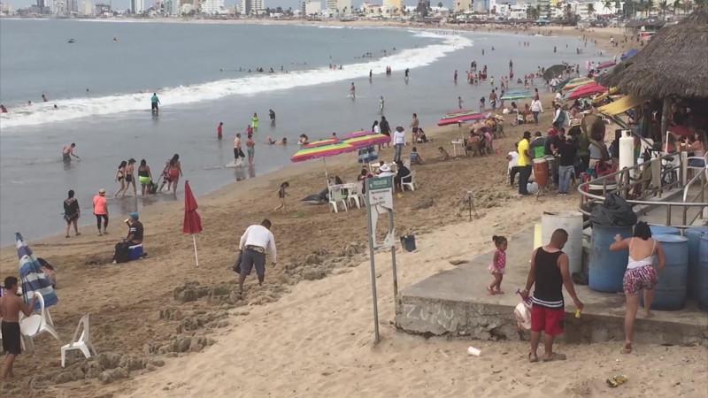 COVID repercutió en un 15 por ciento de la afluencia de turistas en Sinaloa