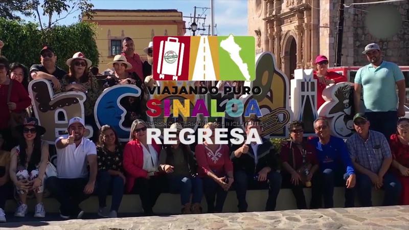 De nuevo viajarán por Puro Sinaloa