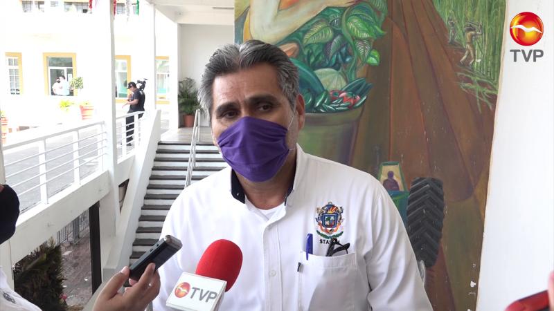 Llegan a 100 casos Covid entre sindicalizados del Ayuntamiento de Mazatlán