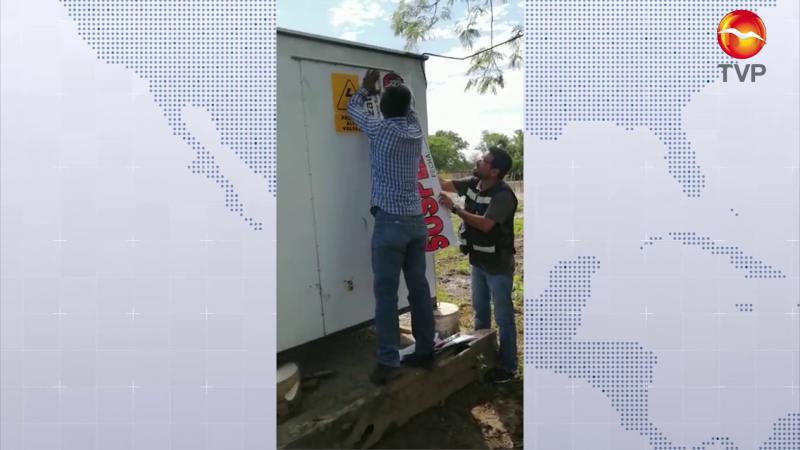 Clausuran antena en Mazatlán, productores insisten en que sea retirada