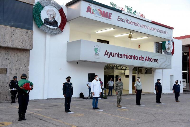 Conmemoran el 173 aniversario de la gesta heróica de los niños héroes de Chapultepec