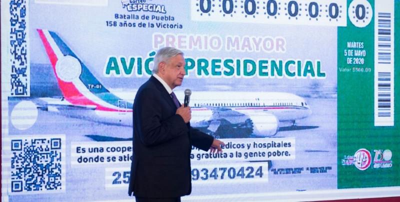 Es una mentira la rifa del avión presidencial dice el PRI Sinaloa
