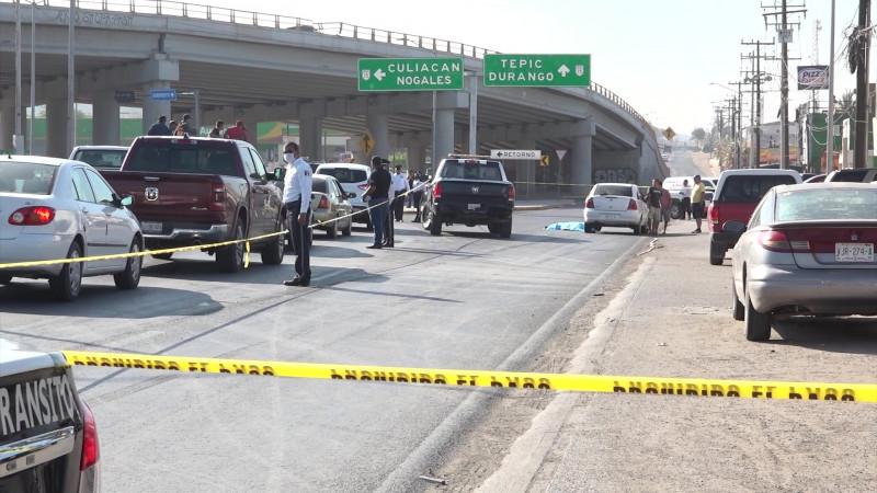 Van 22 muertes en accidentes de tránsito en Mazatlán