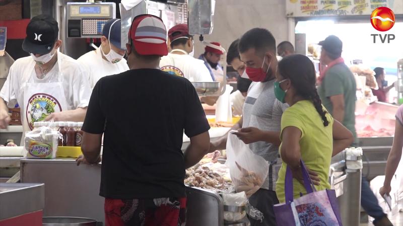 Ligero repunte en ventas para mercado de la Juárez