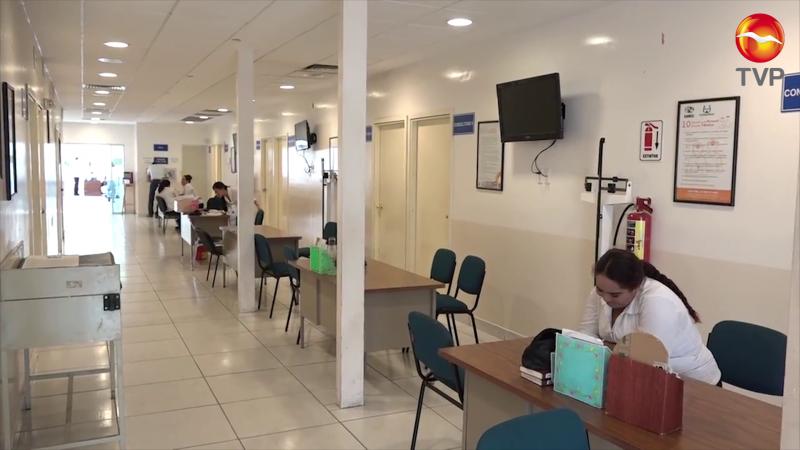 Centros de salud con suficiente medicina