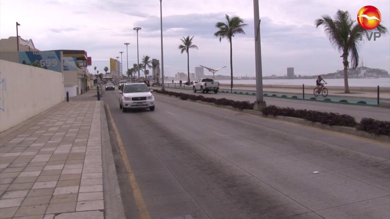 Así fue un 16 de Septiembre sin desfile en Mazatlán