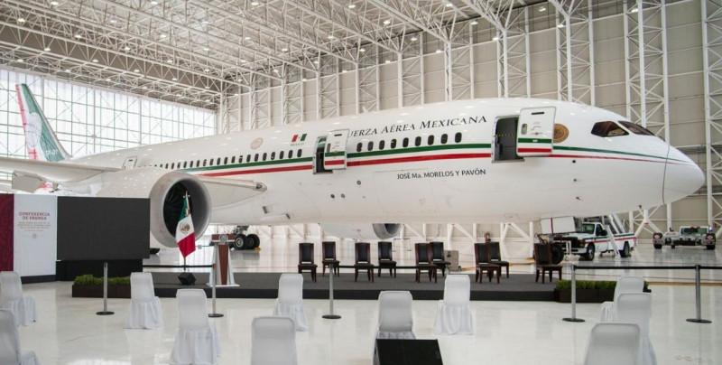 Según AMLO, el Avión Presidencial ya tiene comprador y sugiere otra rifa similar en 2021
