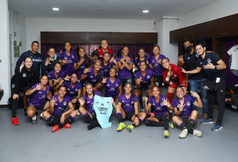 Mazatlán F.C. Femenil consigue su primera victoria en casa ante Toluca