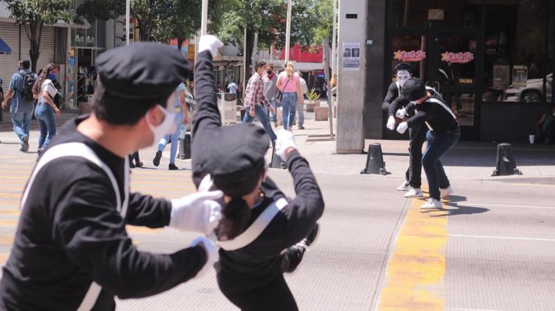 """Ayuntamiento de Culiacán realiza la campaña """"Los Mimos del Respeto"""""""