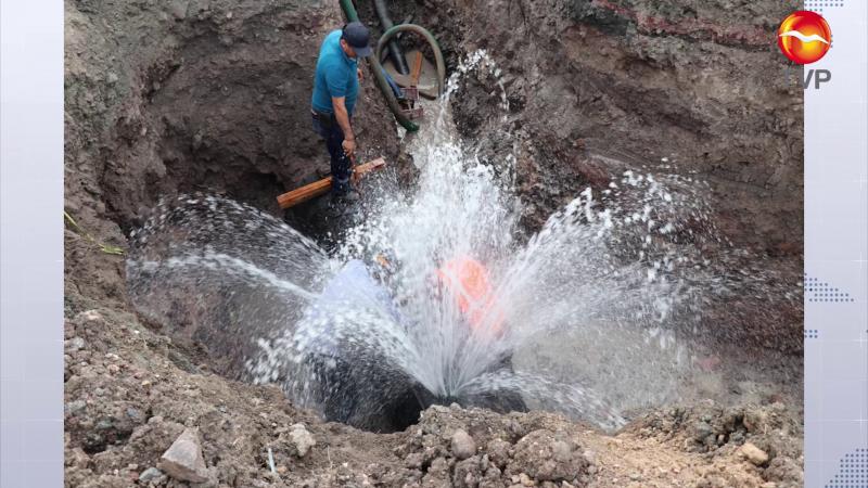 De nueva cuenta Mazatlán con suministro limitado de agua potable