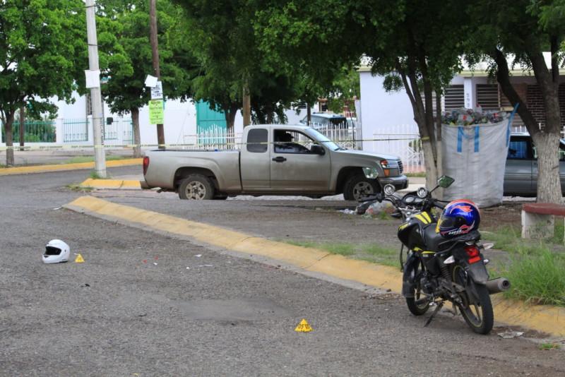 Grupo armado intercepta a motociclista en fraccionamiento CTM