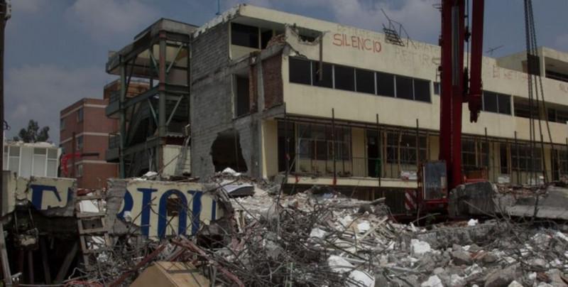 Condenan por homicidio culposo a la dueña del Colegio Rébsamen a tres años de la tragedia