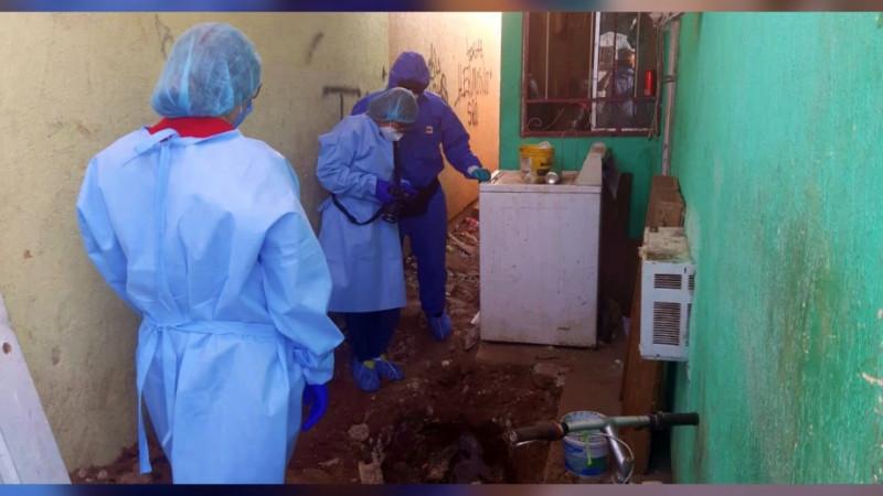 Fiscalia investiga identidad de restos encontrados