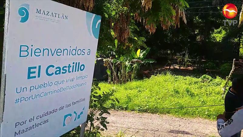 Localizan cuerpo sin vida en El Castillo