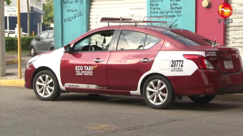 Mejora el trabajo para taxistas