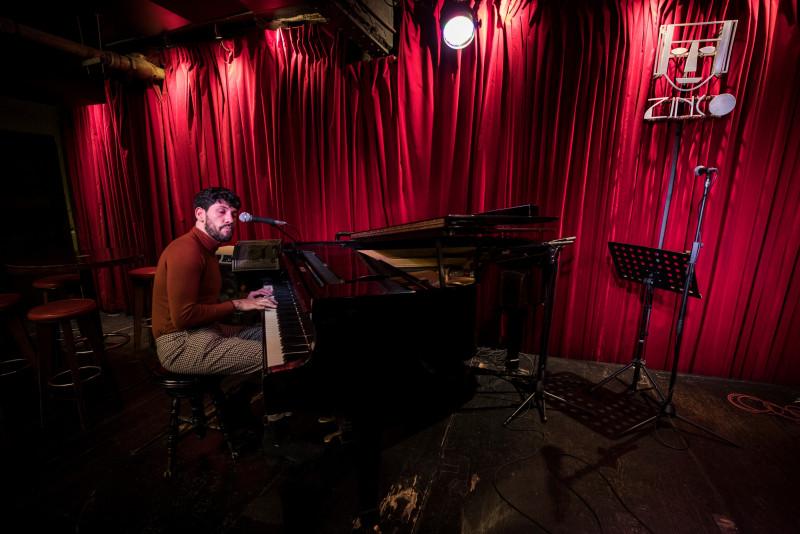 El jazz lucha por sobrevivir en una Ciudad de México bajo la pandemia