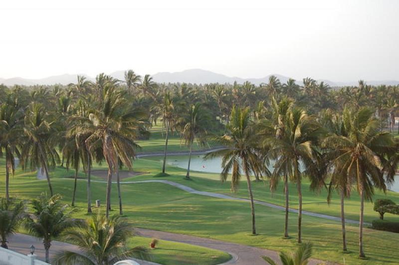 'Sacudirán' a los campos de golf en Mazatlán