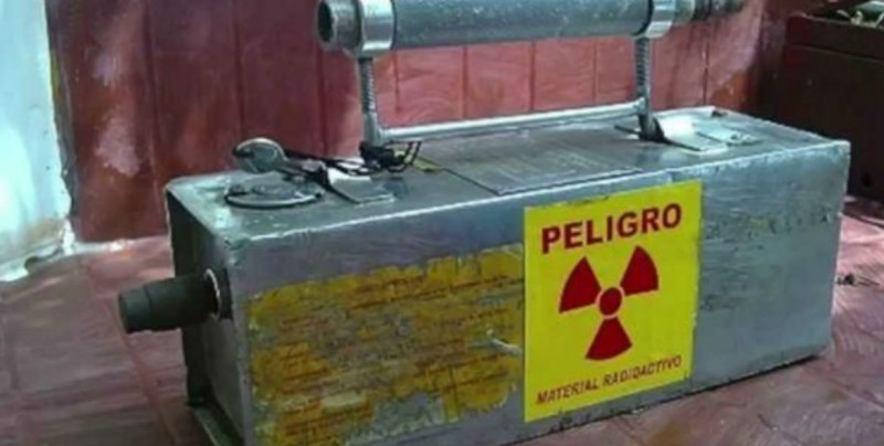 Alerta PC Mazatlán tras robo de equipo radioactivo en Sonora