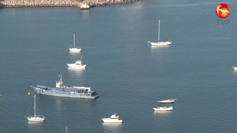 Cerrado el puerto a embarcaciones menores