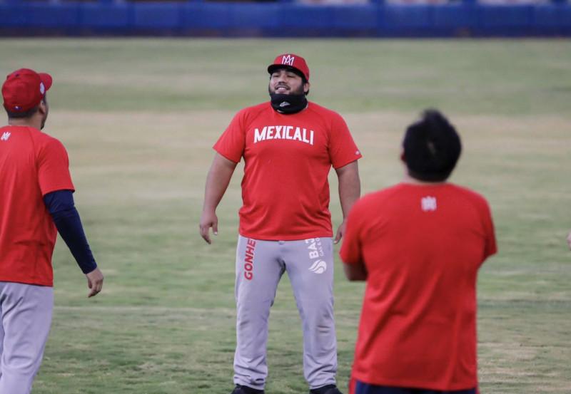 Luis Juárez reportó a la pretemporada de Mexicali