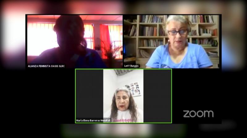 Rechaza Red Feminista Sonorense impugnación del PRI a acuerdo de IEE Y PC
