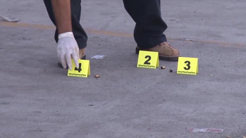 En el 2019 se registraron 36 mil 476 homicidios en México