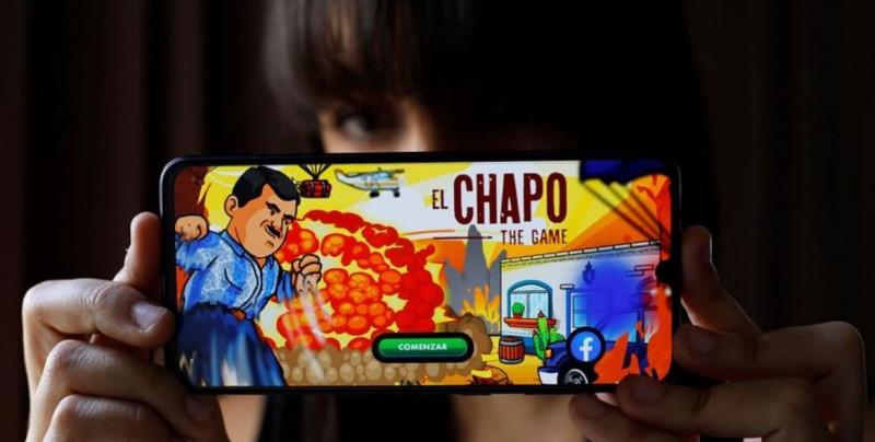"""Estudiantes crean juego de """"El Chapo"""" para poder continuar con sus estudios"""
