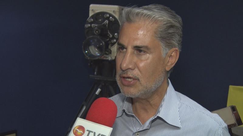 Alejandro Rojas Díaz Durán asegura que será el próximo dirigente nacional de MORENA