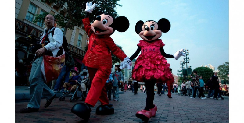 Disneyland Hong Kong reabre por segunda vez tras 2 meses cerrado por pandemia