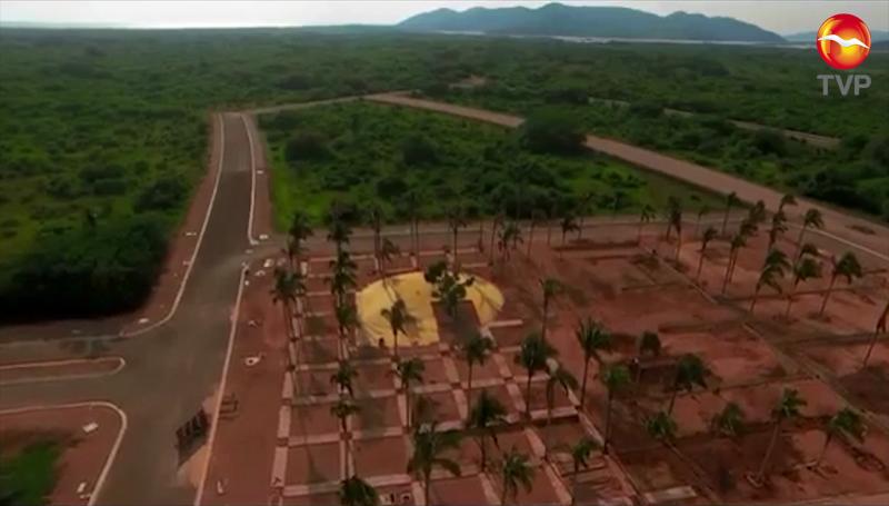 Respalda SECTUR Sinaloa rifa de lotes en CIP Teacapán