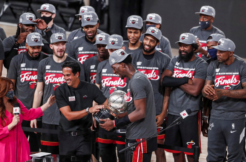 El Heat a la Final de la NBA